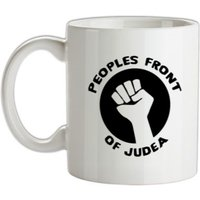 Life Of Brian - Peoples Front Of Judea mug.