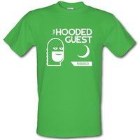 Anchorman 2 - The Hooded Guest Male T-shirt.