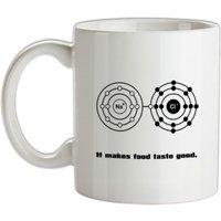 Sodium Chloride - It makes food taste good mug.