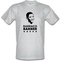 Barraco Barner male t-shirt.