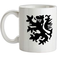 Netherlands Lion mug.