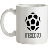 1970 World Cup Mexico mug.