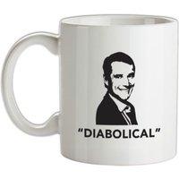 Diabolical mug.