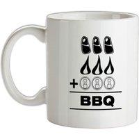BBQ mug.