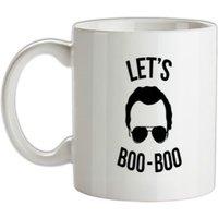 Lets Boo Boo mug.