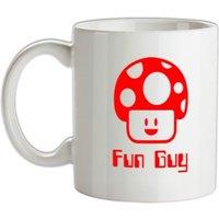 Fun Guy mug.