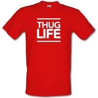 Thug Life male t-shirt.