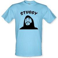 Stuggy male t-shirt.