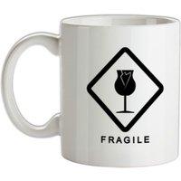 Fragile mug.