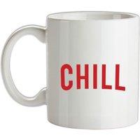 Netflix and Chill mug.