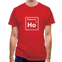 Christmas Element Cheerium Ho Ho Ho classic fit.