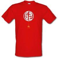 Death Star male t-shirt.