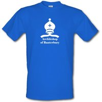 Archbishop Of Banterbury Male T-shirt.