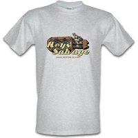 Reys Salvage male t-shirt.