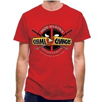 Wade Wilson´s Chimichangas classic fit.