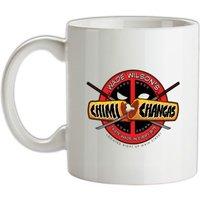 Wade Wilson´s Chimichangas mug.