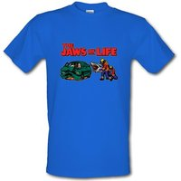 Jaws of Life male t-shirt.