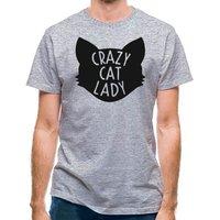 'Crazy Cat Lady Classic Fit.