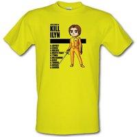 Kill Ilyn male t-shirt.