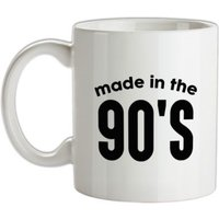 Made In The 90's mug.