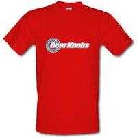 Gear Knobs male t-shirt.