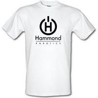 Hammond Robotics male t-shirt.