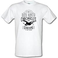 Duck Hunt Vintage male t-shirt.
