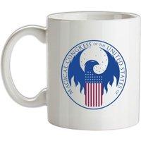 Magical Congress of The US mug.