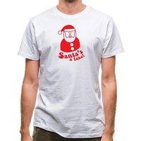 Santa's A Fake! classic fit.