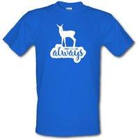 Always Deer Male T-shirt.