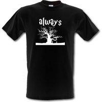 Always Tree Male T-shirt.