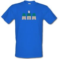 Partridge - AHA male t-shirt.