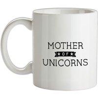 Mum Of Unicorns mug.
