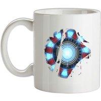 Arc Reactor mug.