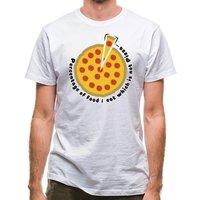 Pizza Percentage classic fit.