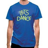 Let's Dance classic fit.