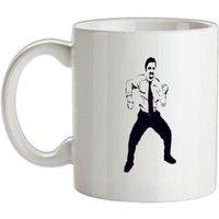The Dancing Brent Crab mug.