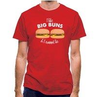 I Like Big Buns classic fit.