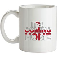 It's Coming Home mug.