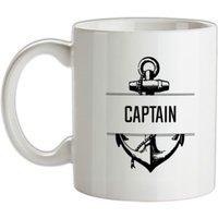 Captain mug.