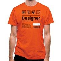 Designer Ingredients classic fit.