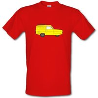 Trotters Independent Trading Van male t-shirt.