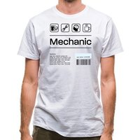 Mechanic Ingredients classic fit.