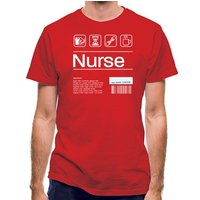 Nurse Ingredients classic fit.