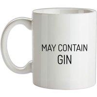 May Contain Gin mug.