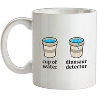 Dino Detector mug.