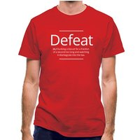 Defeat classic fit.