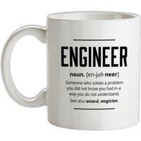 Engineer Definition mug.