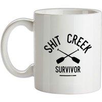 Shit Creek Survivor mug.