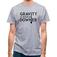 Gravity Is Such a Downer classic fit.